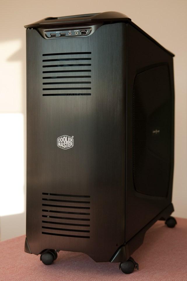 CoolerMaster CM Stacker 832 SE