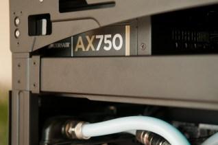 Corsair AX750 80Plus Gold Certified
