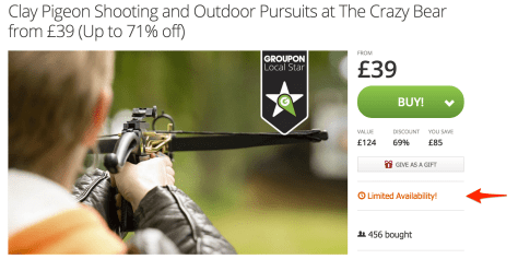 LIMITED Availability- Groupon_Private_Sale