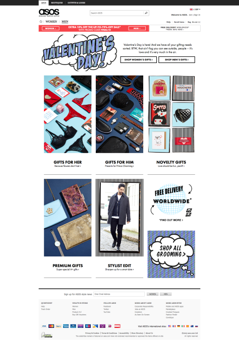 Valentines Gifts for Him | Gift Ideas for Boyfriend | ASOS 2015-02-14 17-49-51