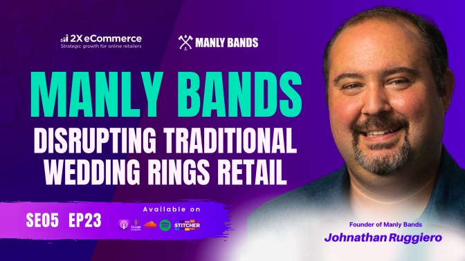 Digital Native Brand, Manly Bands is Transforming the Way Men Buy Wedding Rings