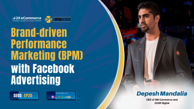 Brand-driven Performance Marketing (BPM) with Facebook Advertising