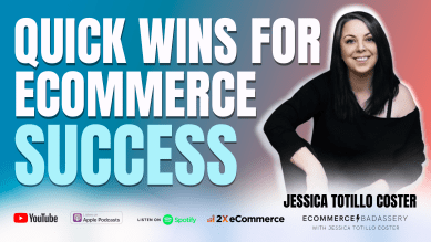 Quick wins for eCommerce Success - Strategies and Tactics for Super-Quick Results