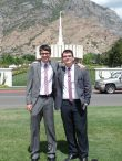 Elder Walker and Elder Ellinghaus