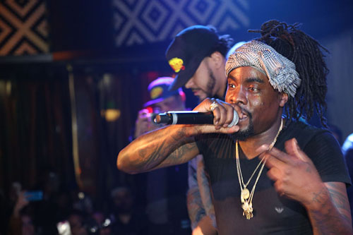 wale cole top Video: Wale Gives The Interview About Everything to MTV