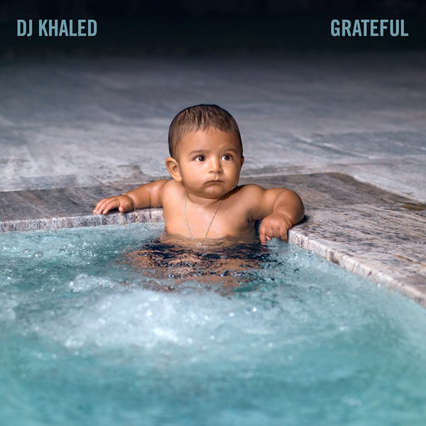 dj khaled grsteful DJ KHALED SCORES SECOND #1 ALBUM WITH 'GRATEFUL'