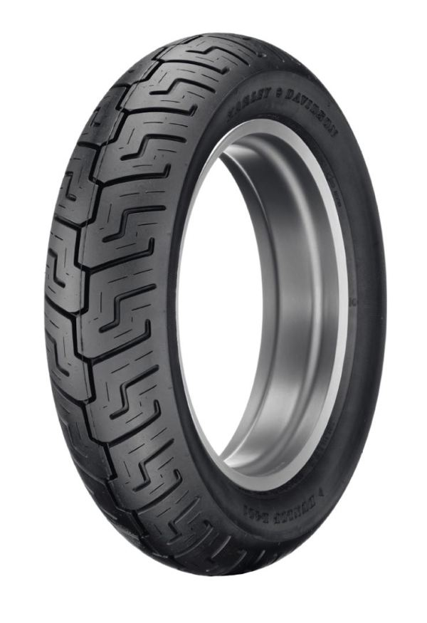 Dunlop Expands Harley-Davidson Tires for 2018: D401T & D429