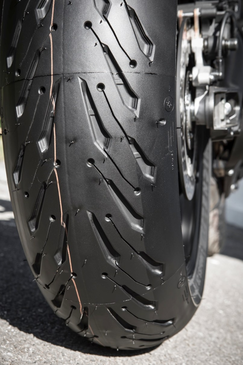 Michelin Road 5 Review Sport Touring