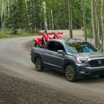 2021 Honda Ridgeline First Look Ready For Crfs