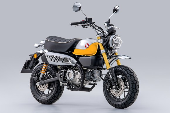 2022 Honda Monkey ABS First Look: Price and RRP