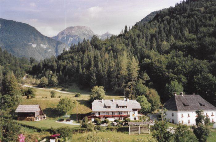 Alpes Julianos cerca de Bled