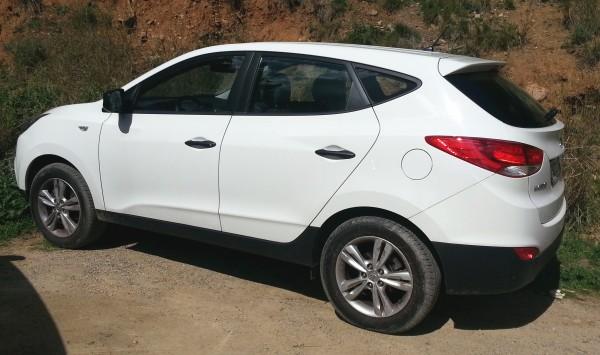 Mi Hyundai ix35