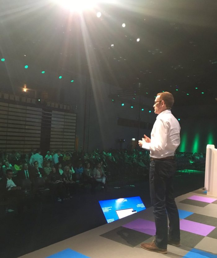 Sage Summit Tour en Madrid