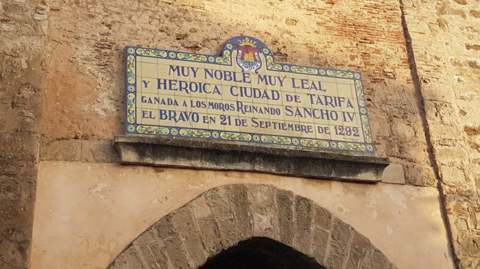 Muralla central de Tarifa