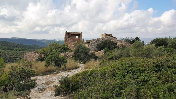 Antiguas casa de Can Balaguer