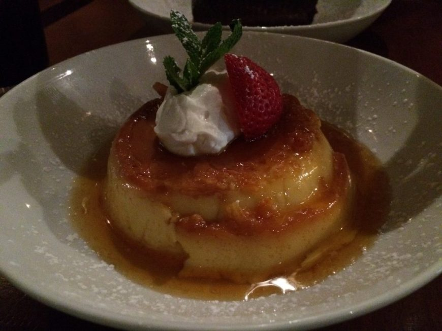 Beautiful Flan