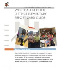 report card guide