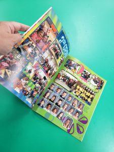 inside yearbook