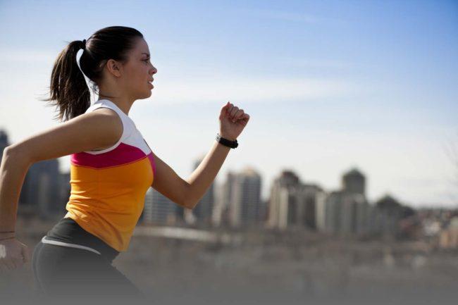 бег на месте для похудения сколько нужно