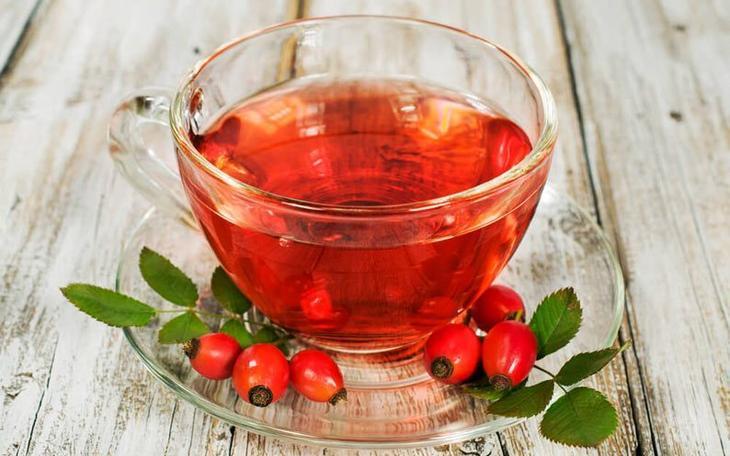 Как приготовить чай из свежего шиповника