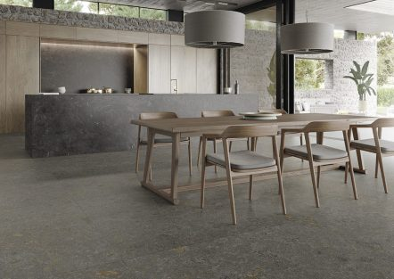 CRL Stone Umbria grey surfaces