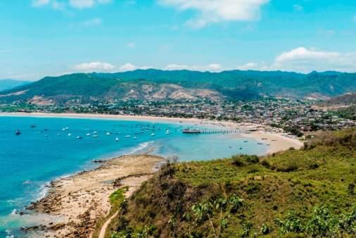Image result for puerto lopez ecuador