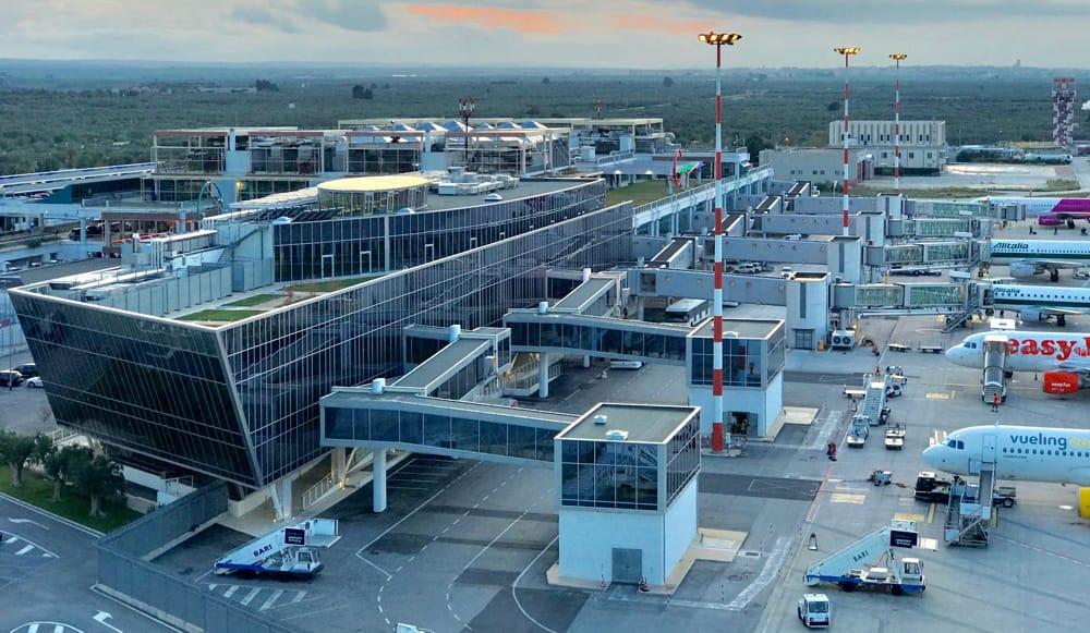 Aeropuerto de Bari récord de 2018 |
