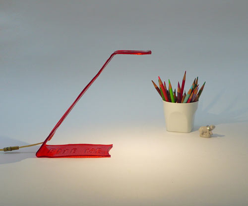 BITE ME: The Edible Desk Lamp by Victor Vetterlein in home furnishings  Category