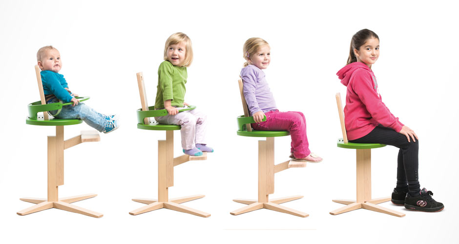 Froc Is A New High Chair By Slovenian Company Rimarket And Design Studio  Gigodesign. But Not Only Is This A Nice Looking High Chair, Itu0027s Also  Adjustable In ...
