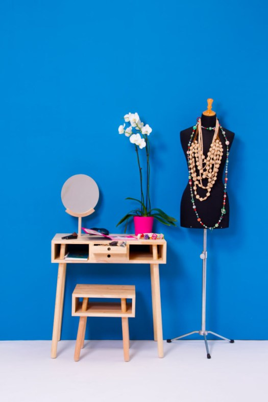 Furniture Inspired by Wooden Boxes and Broomsticks in home furnishings Category