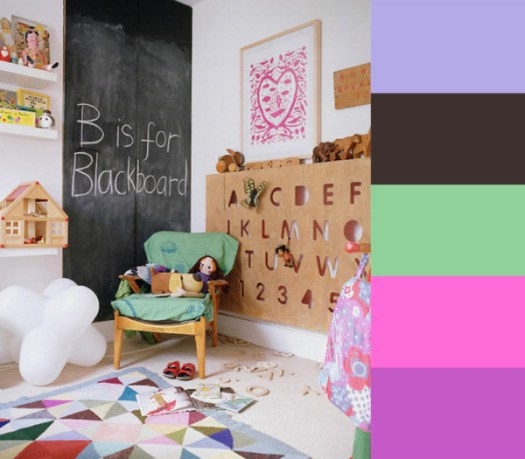 Youd Go Back In Time For These Kids Rooms in interior design Category