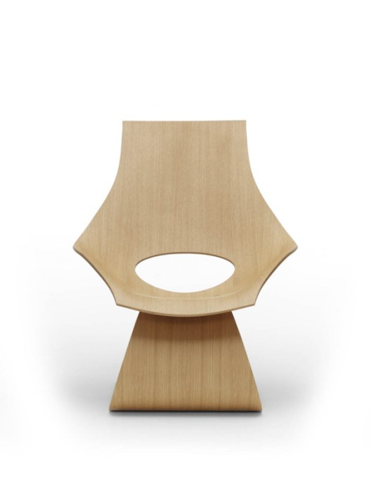 A Sculptural Lounge Chair Designed for Dreaming in home furnishings Category