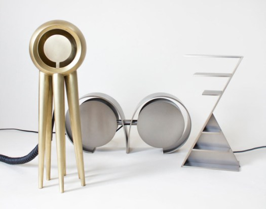 Geometry is God Lighting Collection from Material Lust