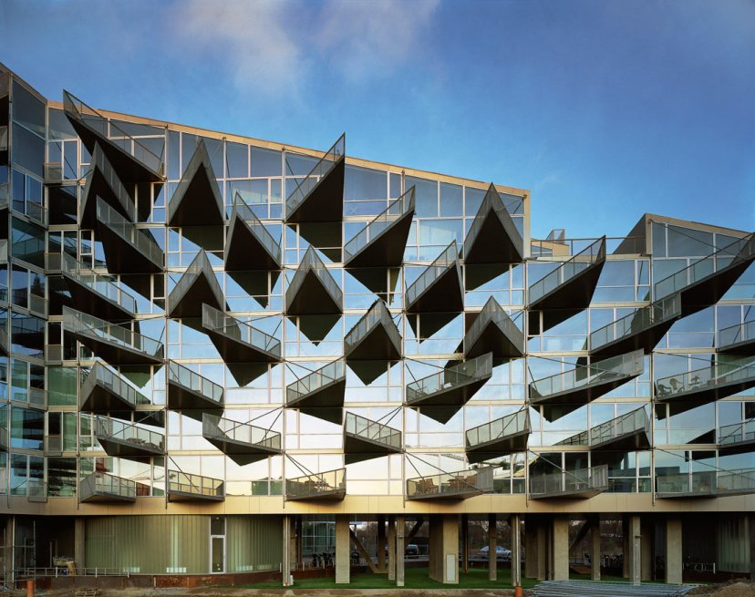 10 Modern Buildings with Facades That Keep Us Staring