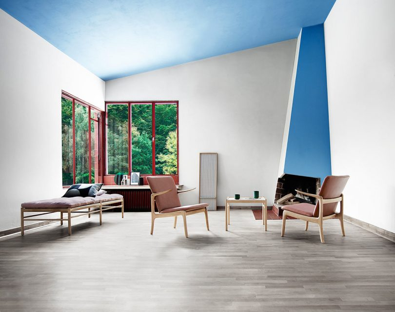 Carl Hansen & Son Brings Back Ole Wanscher's Beak Chair