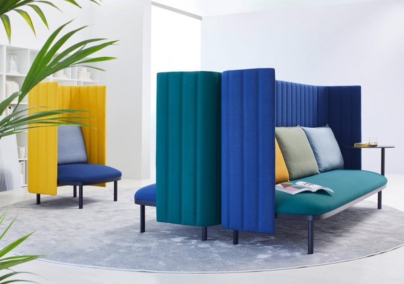 Ophelis Sum: A Modular Seating System Based Around Three Elements