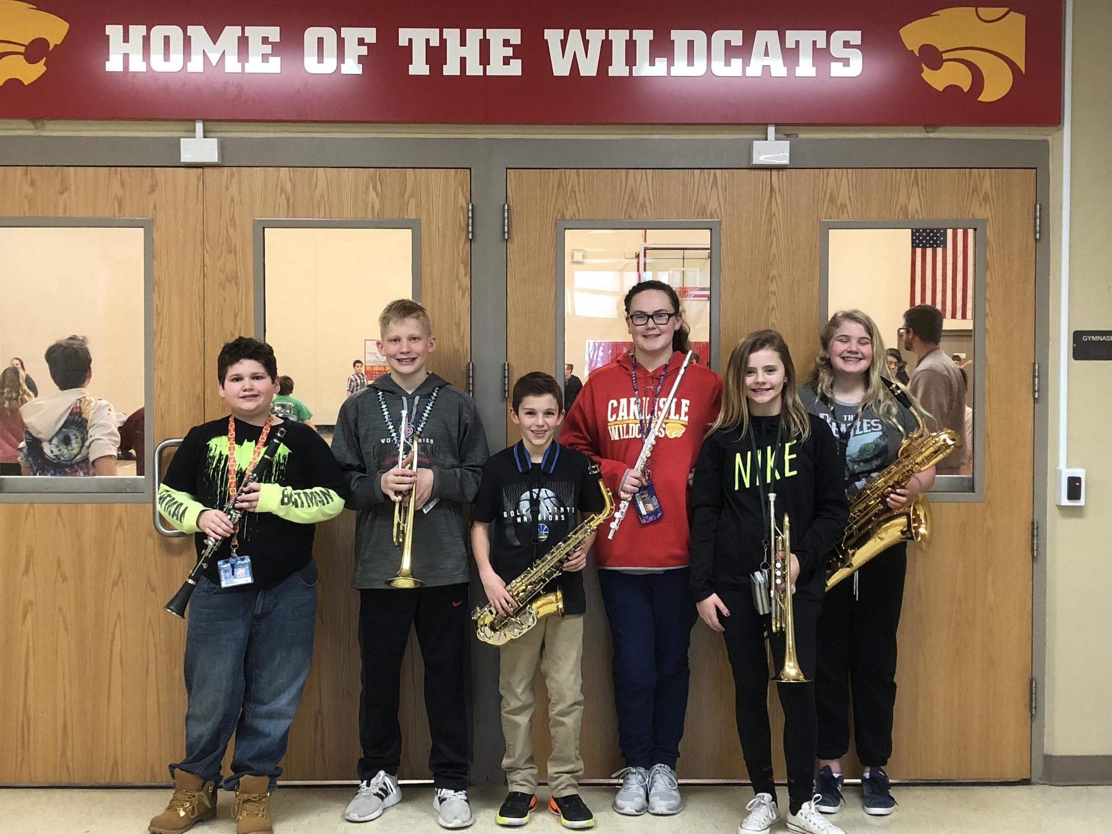 Ms Howland Middle School Wildcat Bands Kim Howland