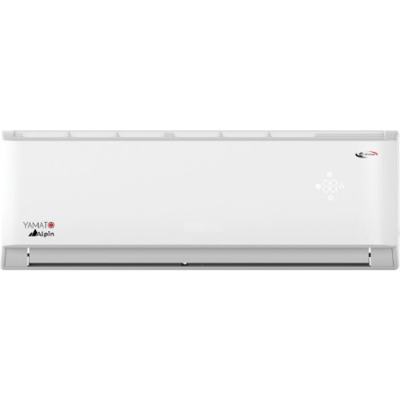 Aer conditionat Yamato Alpin YW09IG5  Model 2020, 9000 BTU, Clasa A++/A+,Wi-Fi, Inverter + Generator Cold Plasma, Kit instalare inclus