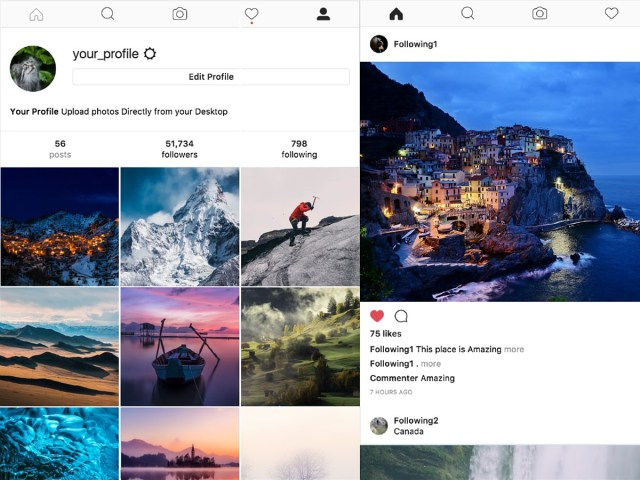 This free app finally lets you post to Instagram from your