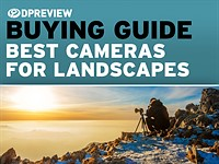Best cameras for landscape photography
