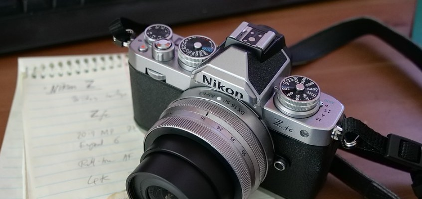 Want to know more about the Nikon Z fc? Come and ask us (almost) anything on Reddit