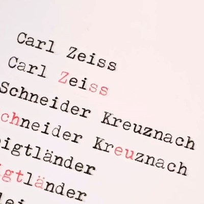 Video: How to correctly pronounce the names of German camera companies, products