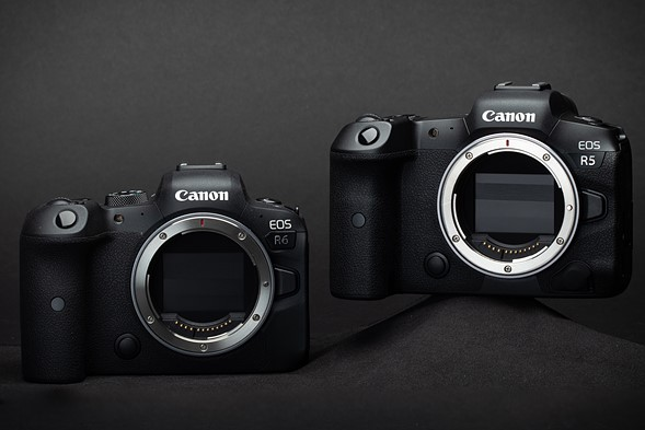 Canon's EOS R5 gets C-Log 3, 120 fps Full HD shooting with 1.3.0 firmware update