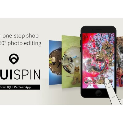 SphereFlow makes browsing and sharing 360 degree images easier
