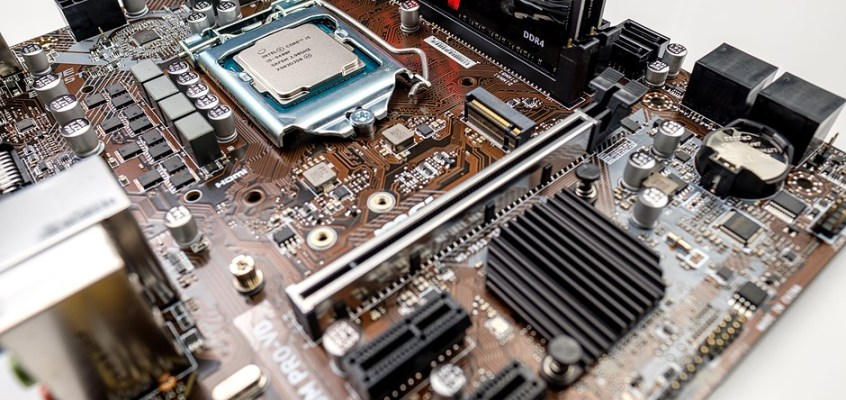 Building a Photo and Video Editing PC, Part 1: CPU and Motherboard