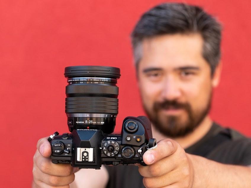 Olympus M.Zuiko 8-25mm F4 Pro review