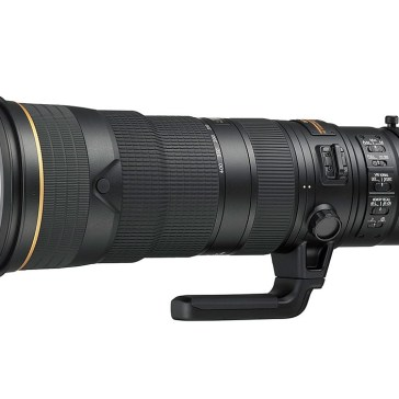 Nikon Japan confirms it's indefinitely suspending orders for its 180-400mm F4 super telephoto lens after today