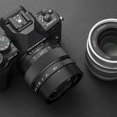 Mitakon Speedmaster 35mm F0.95 Mark II lens now available for Micro Four Thirds camera systems