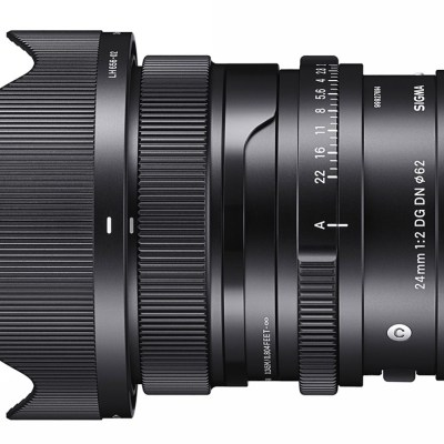 Sigma introduces 24mm F2 and 90mm F2.8 DG DN 'Contemporary' lenses