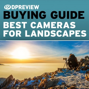 Best cameras for landscape photography in 2021